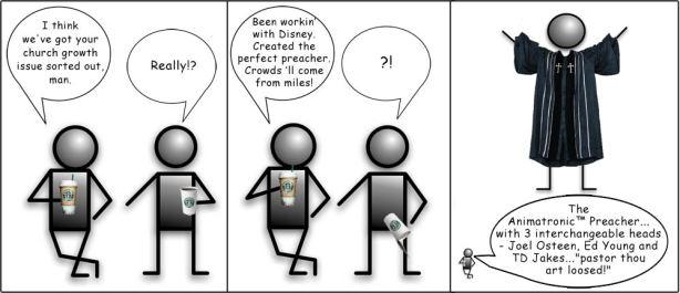 The perfect preacher