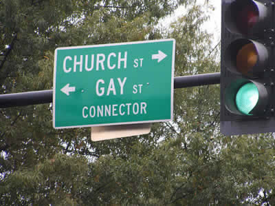 The connection from church to gay isn't that far for some priests