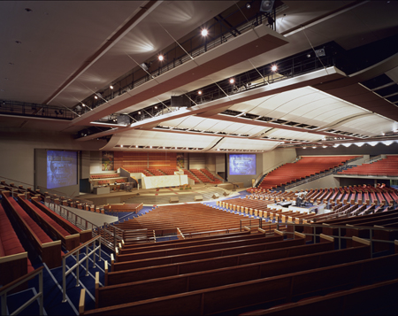 The Potter's House in Dallas, Bishop T. D. Jakes